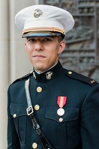 USMC 2nd Lt. Weston Ruths