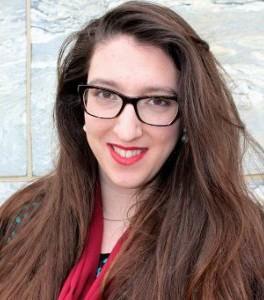 Julia Hossu, CS Alumni 2015