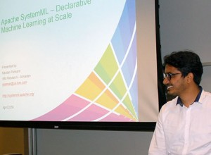 Niketan Pansare presents at Rice