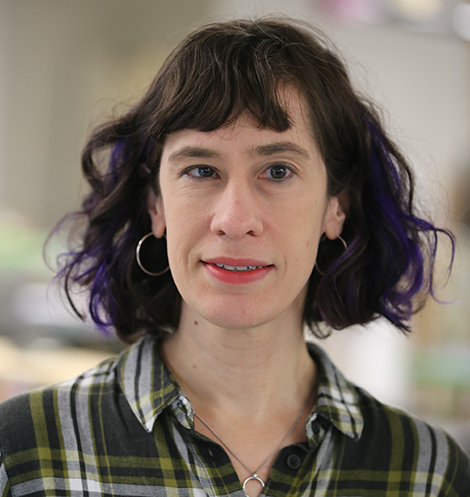 MCS alumna Andrea Pound.