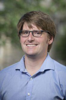 CS alumnus Craig Fratrik.