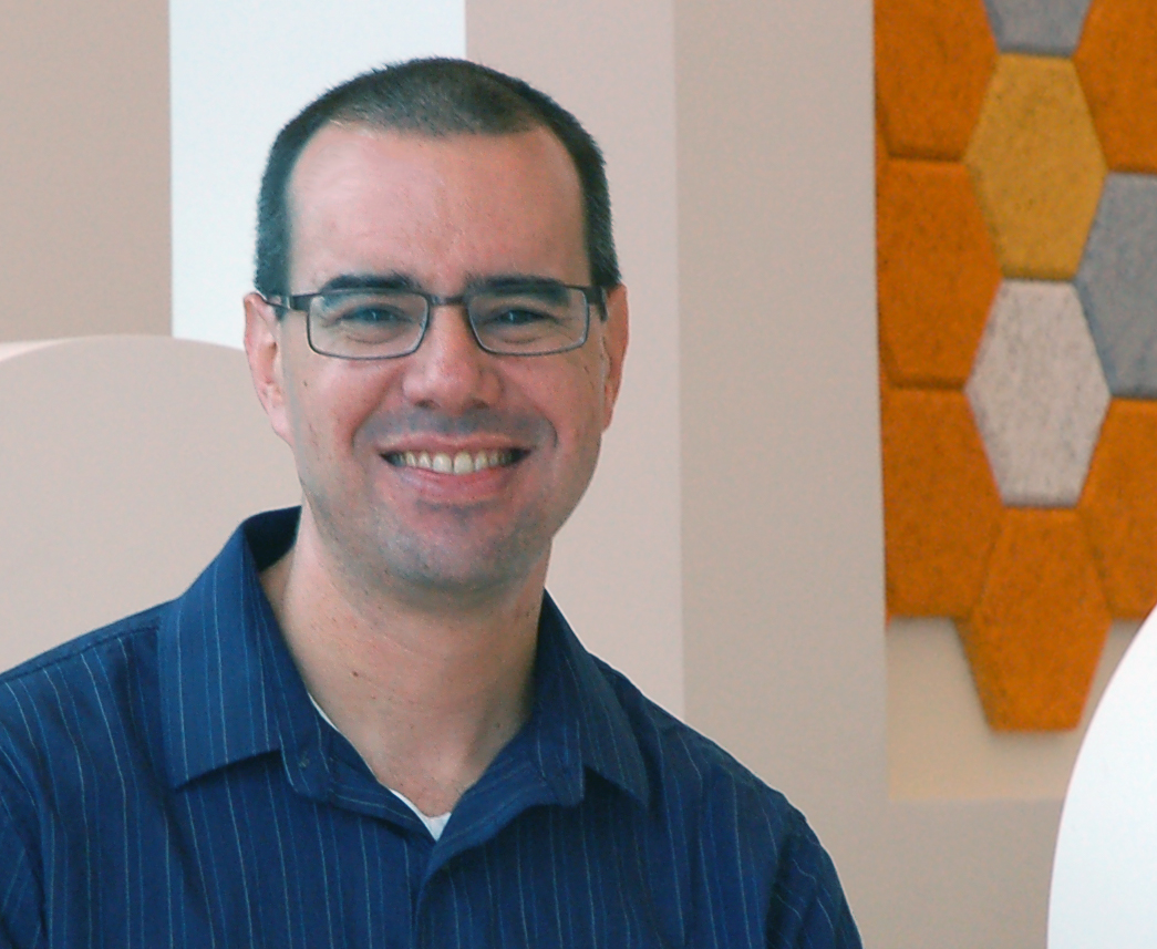 MCS alumnus Tim Danner.