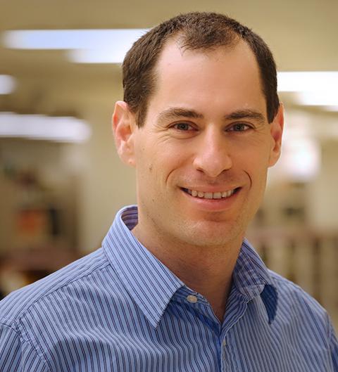 CS alumnus Dan Grossman