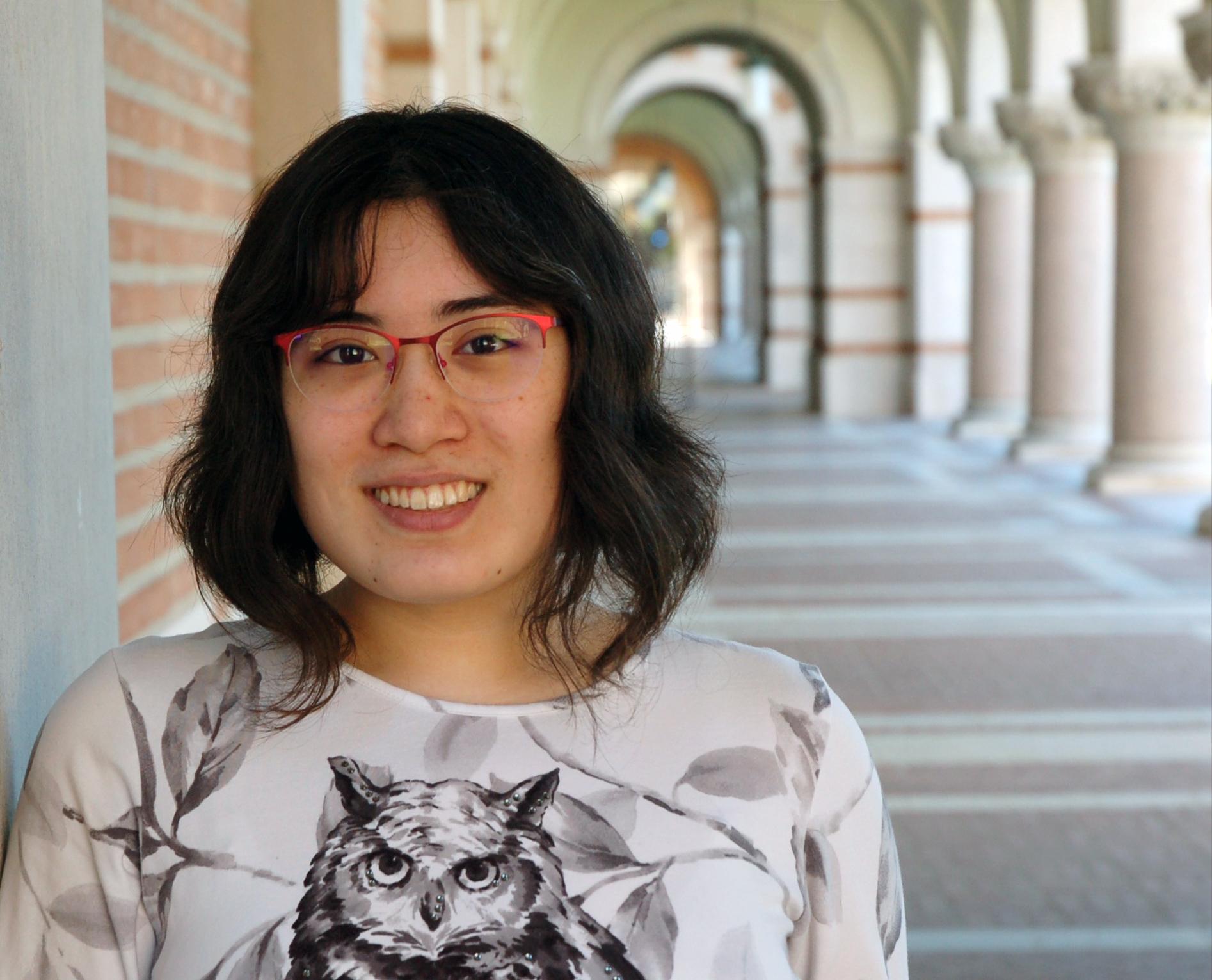 CS alumna Melinda Crane
