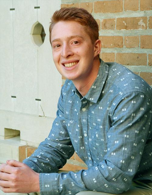 CS alumnus Noah Zempsky