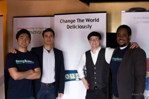 GroupRaise founders participate in Tech Wildcatters demo day