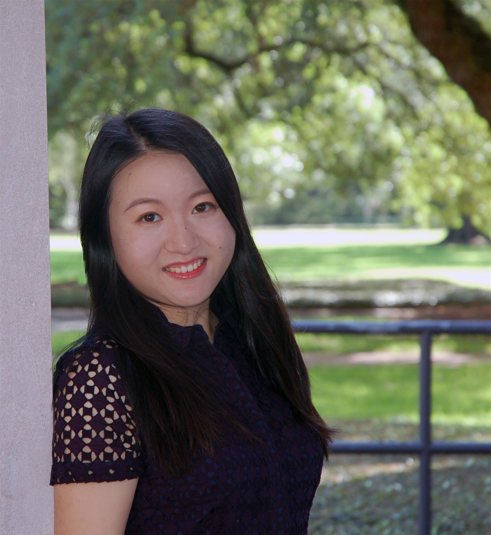 Jessica Yu, CS sophomore 2017