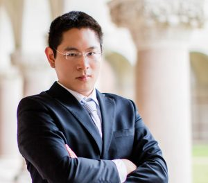 Junyan Guo, photo by Katelyn Holm