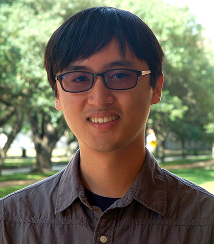 Lee Chen, 4th year Ph.D. student in Computer Science