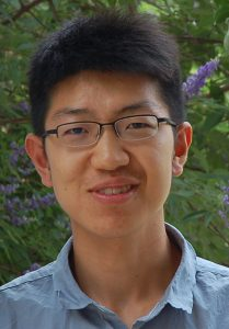 CS Junior Zhouhan Chen