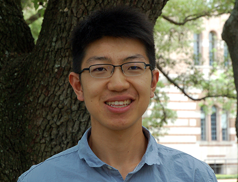 Zhouhan Chen, recent CS alumnus