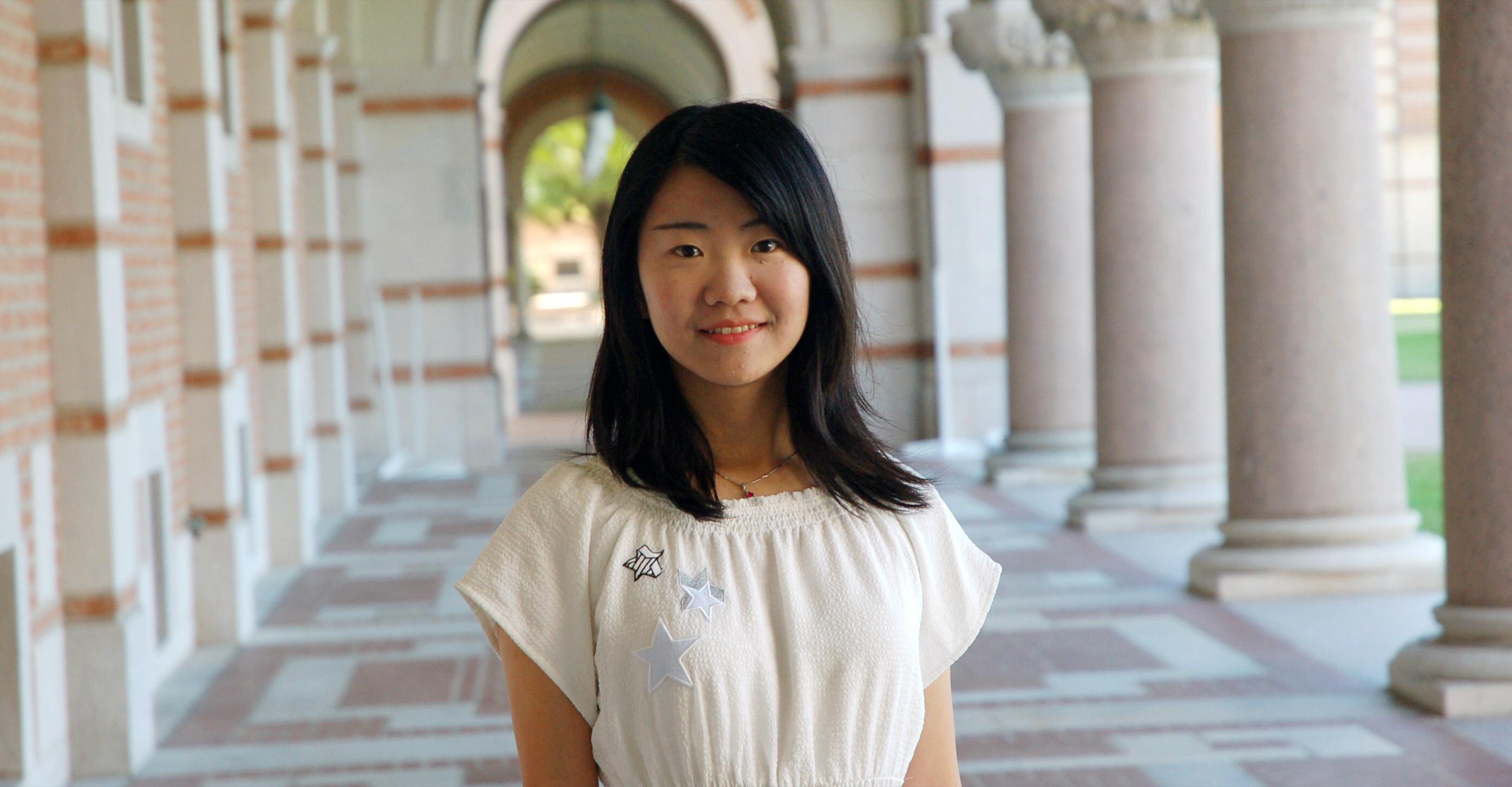 Yifan Eva Li, MCS student