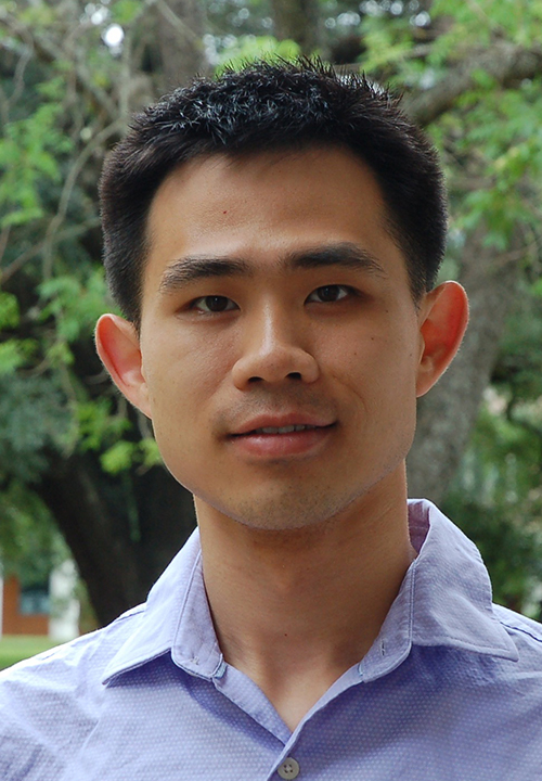 CS Ph.D. student Shangyu Luo