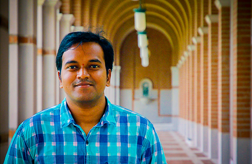 Prasanth Chatarasi, CS PhD student