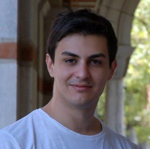 CS Ph.D. student Dimitrije Jankov
