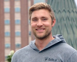 Troy Ruths, CS Ph.D. alumnus
