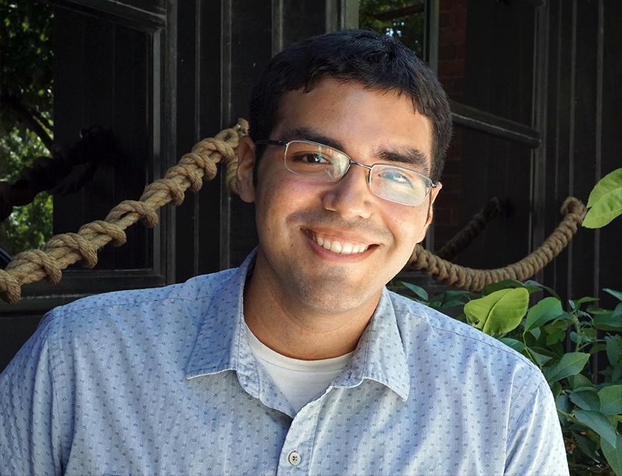 CS Alumnus Jesus Cortez