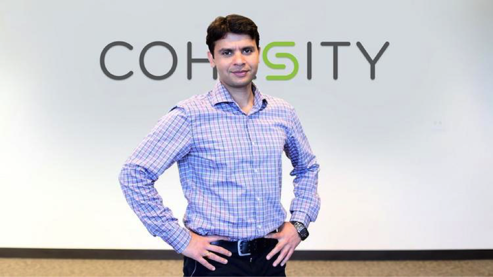 Mohit Aron, CS Ph.D. alumnus and CEO of Cohesity