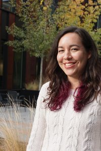 Tableau Software Engineer and CS alumna Elaine Sulc