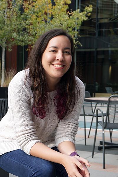 CS alumna Elaine Sulc