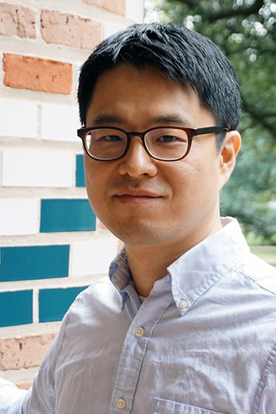 Hyun Jung (HJ) Park, CS PhD alumnus