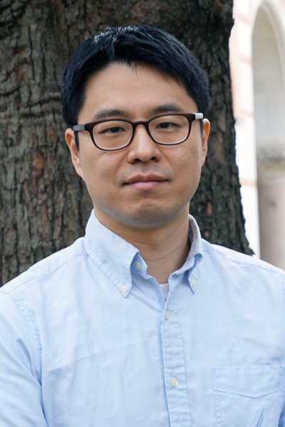 CS PhD alumnus HJ Park