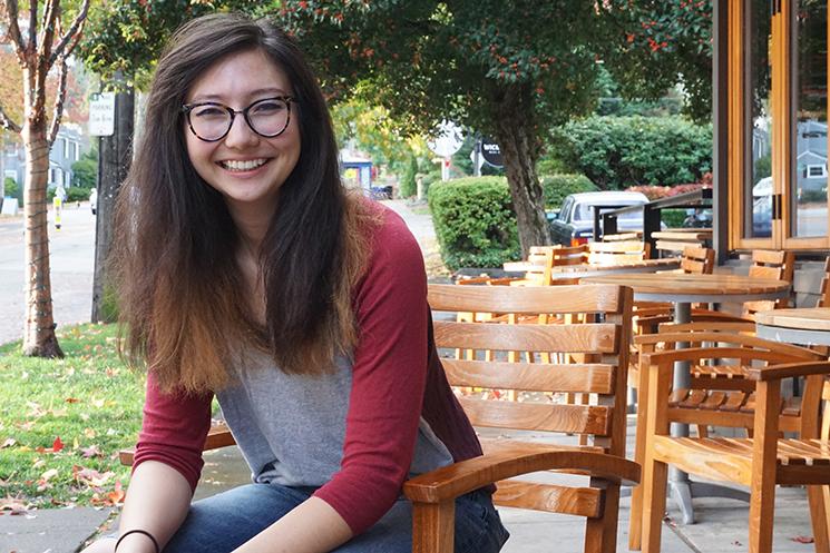 Marie Hoeger, CS alumna