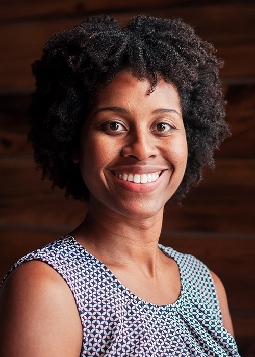 Rice University CS Alumna Kijana Knight-Torres