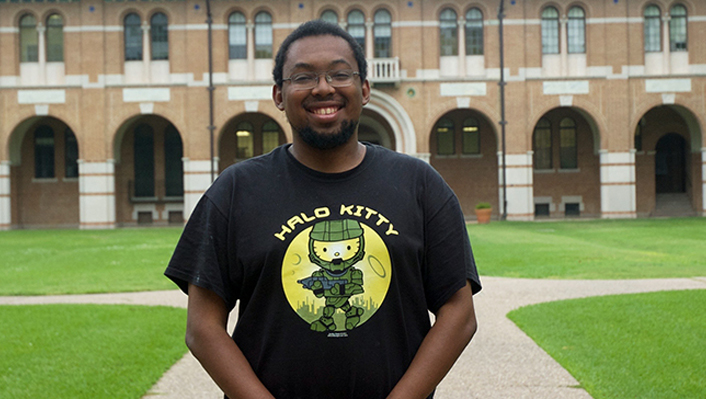 Kylan Race, MCS alumnus