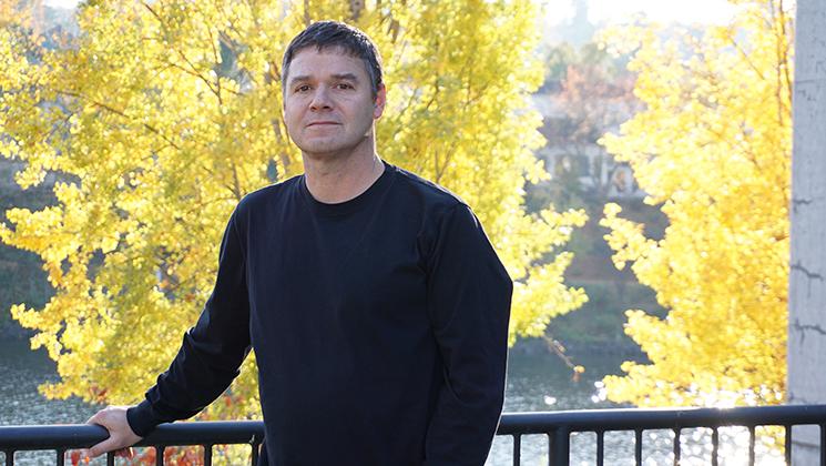 CS alumnus Dan Grove