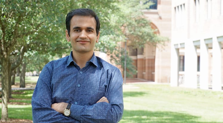 CS Ph.D. alumnus Kuldeep Meel is an assistant professor of computer science at the National University of Singapore.