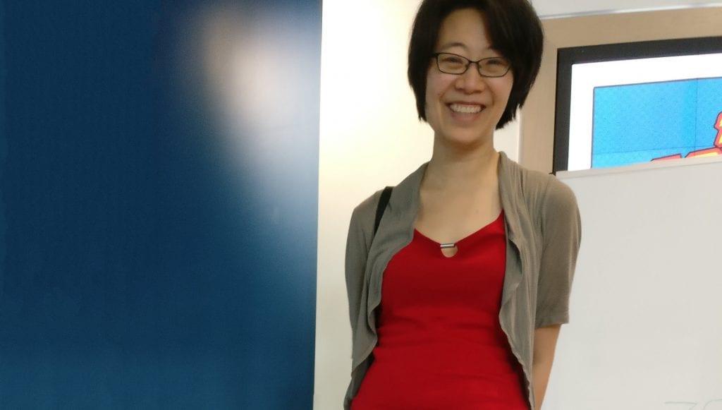 Liliana Liu, MCS alumna