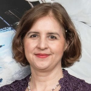 Monica Visinsky, CS and ECE alumna