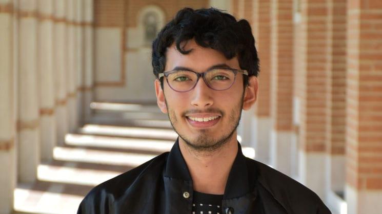 J Peterson, Rice University CS senior.