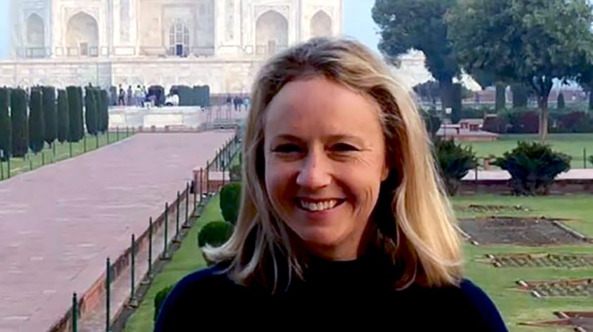 Annie Christian Klemp, Rice University CS alumna and Google director.