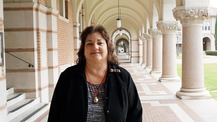 Karen Lavelle, CS Department Senior Administrator,
