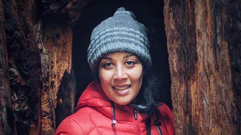 CS alumna Merziyah Poonawala, co-founder fo CSters.