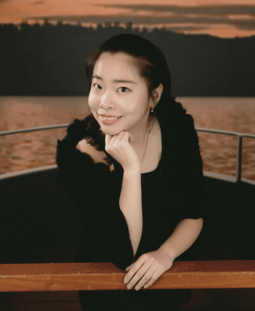 Rice University Computer Science alumna Shan Zhong.