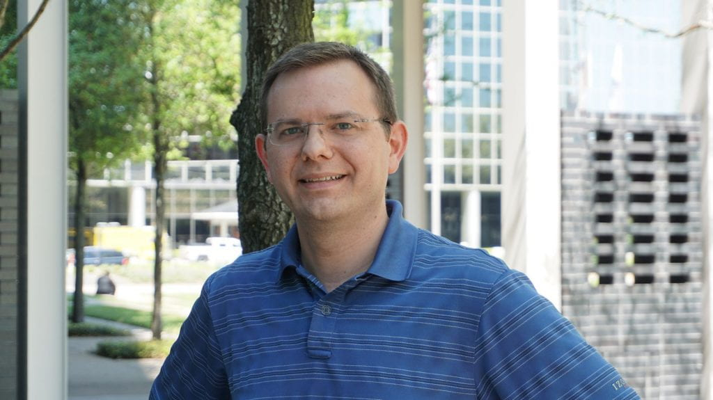 Rice CS Alumnus Eric Carlson is a Product Manager for FlightAware.