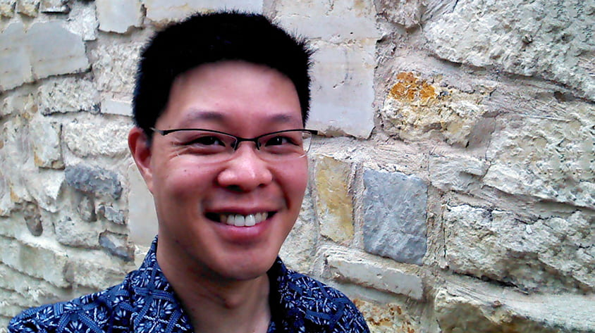 Rice University CS alumnus Cheng Leong is a software developer at Indeed.