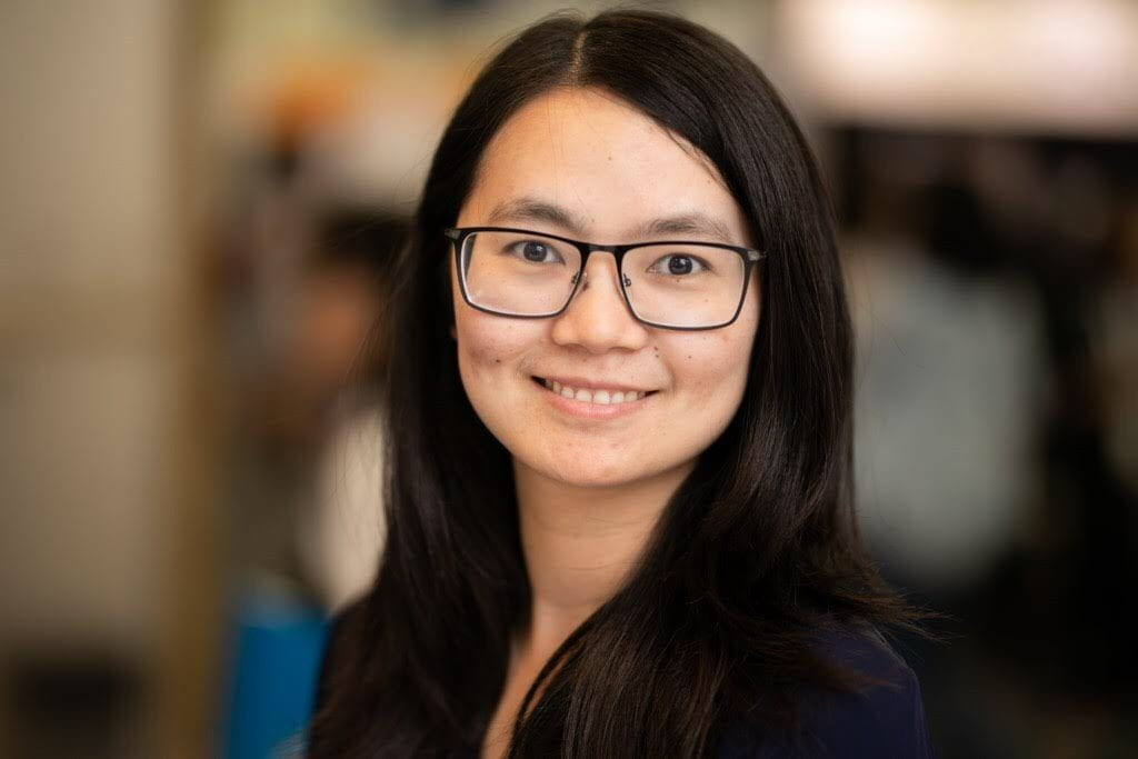 Rice University CS alumna Liuliu Zheng is a software engineer at Airbnb.