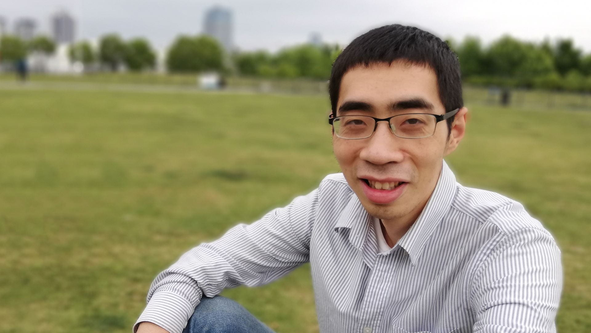 Shanghai entrepreneur Nick Zhu is a Rice CS alumnus.