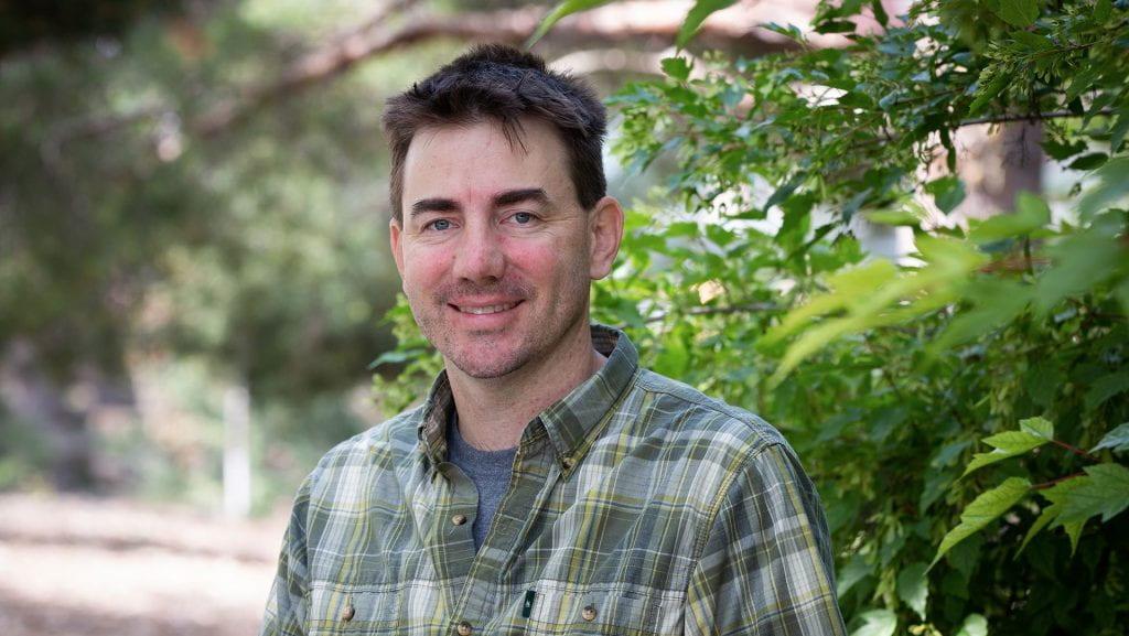 Jeff Phillips, Rice CS alumnus and Associate Professor of CS at the University of Utah.