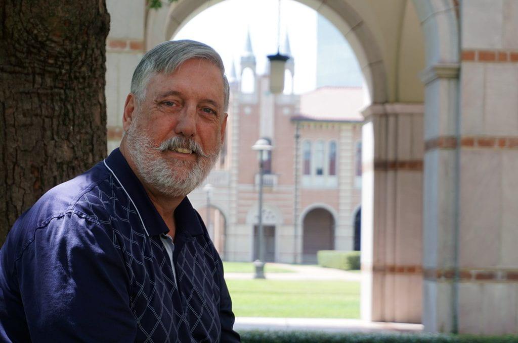 Rice Computer Science alumnus Bob Swanson.