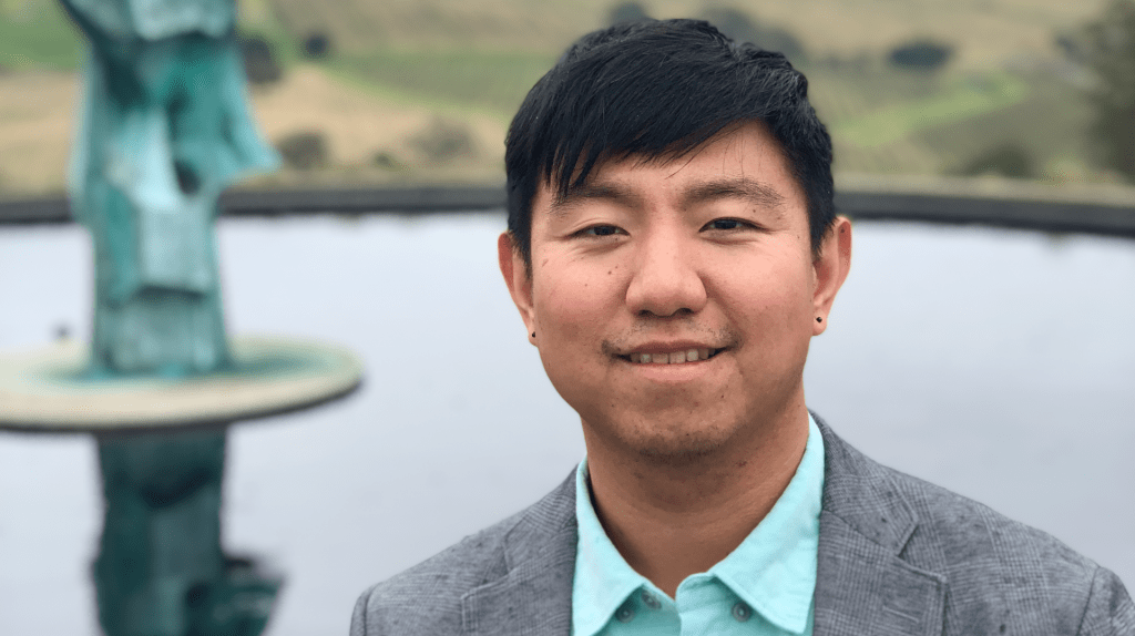 Yelp software engineer Jack Chi is a Rice CS alumnus.