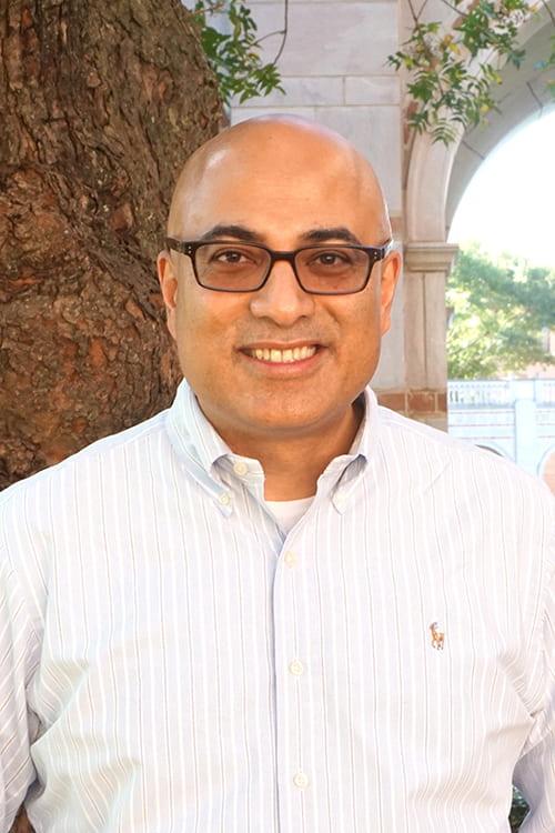 Rice CS alumnus Vinay Pai