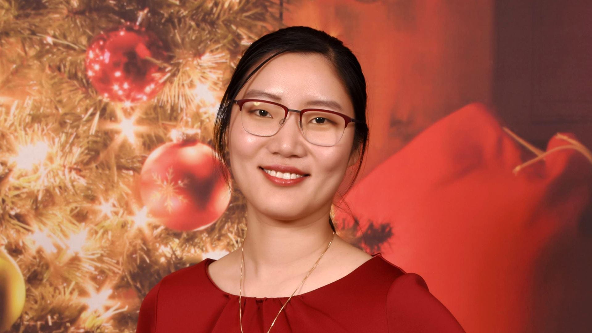 Rice MCS alumna Yang Wu.