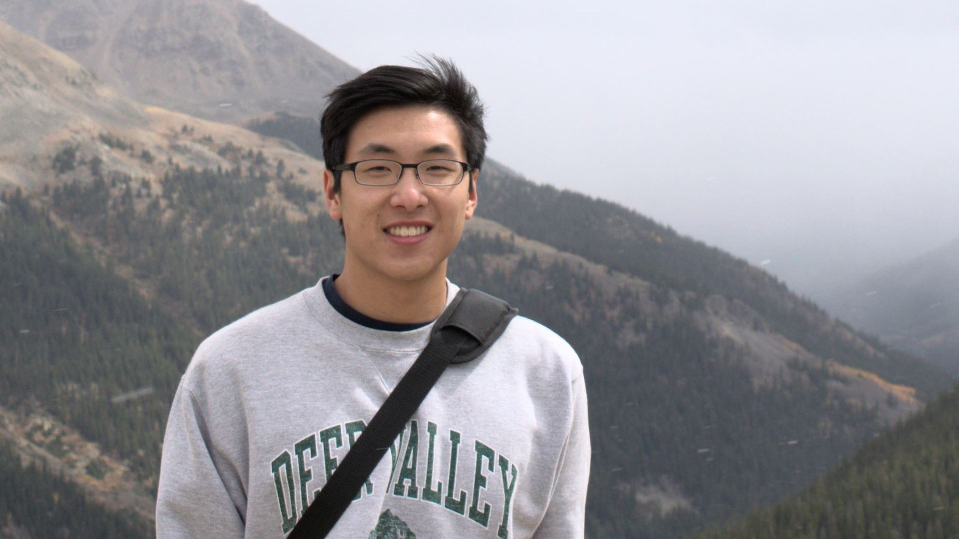 Rice CS alumnus Andrew Huie