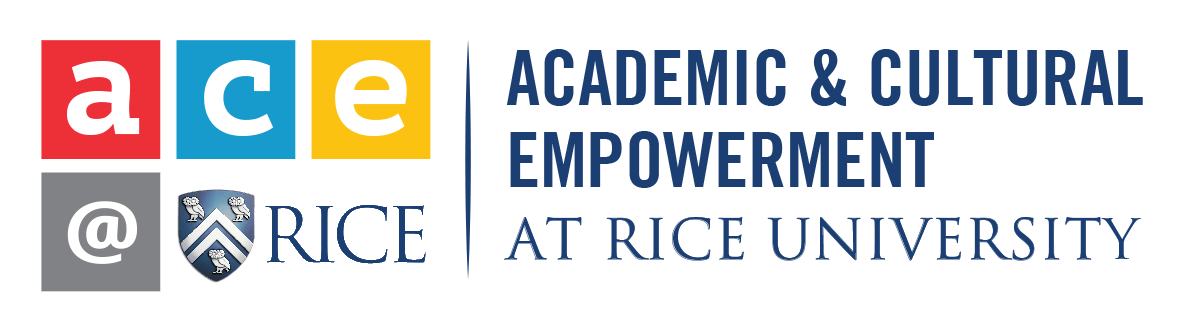 ACE @ Rice