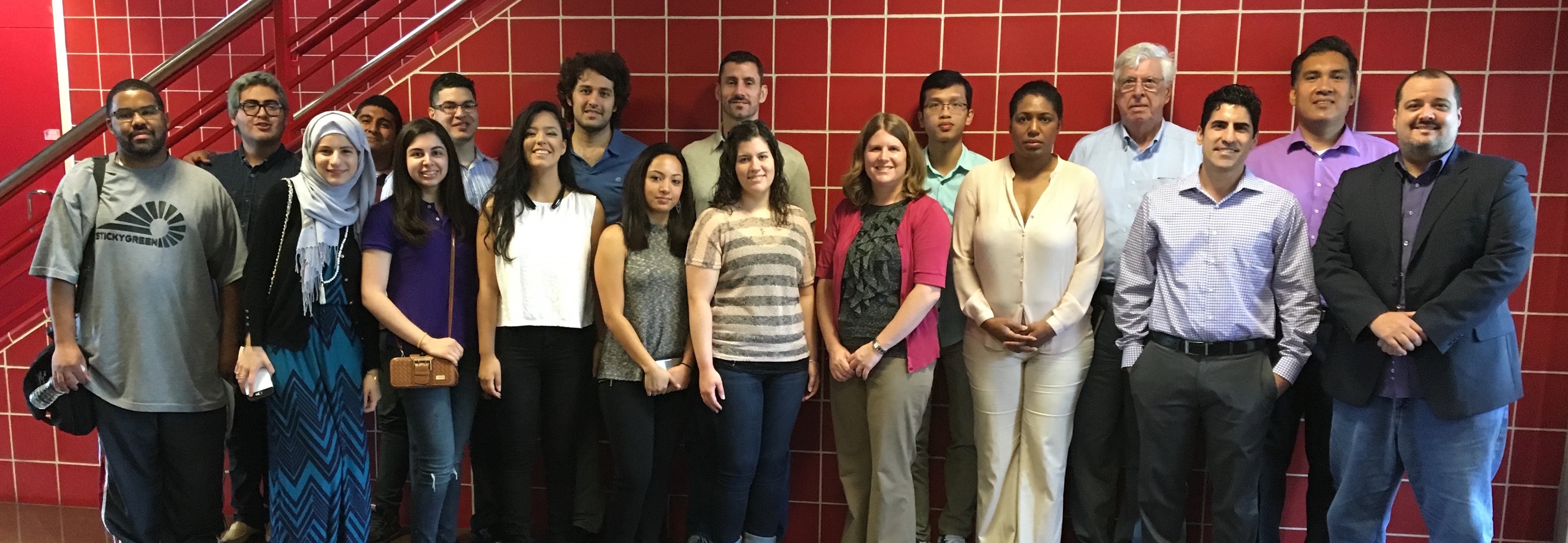 2016 REEMS REU Kick-off Meeting